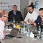 Taavi Kotka a Liam Maxwell na pracovnej návšteve Slovenska