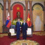 podpis memoranda o spolupráci v meste Hanoj