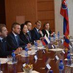 pracovná návšteva Mongolska
