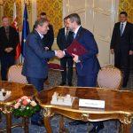 Pavol Lančarič a Peter Pellegrini