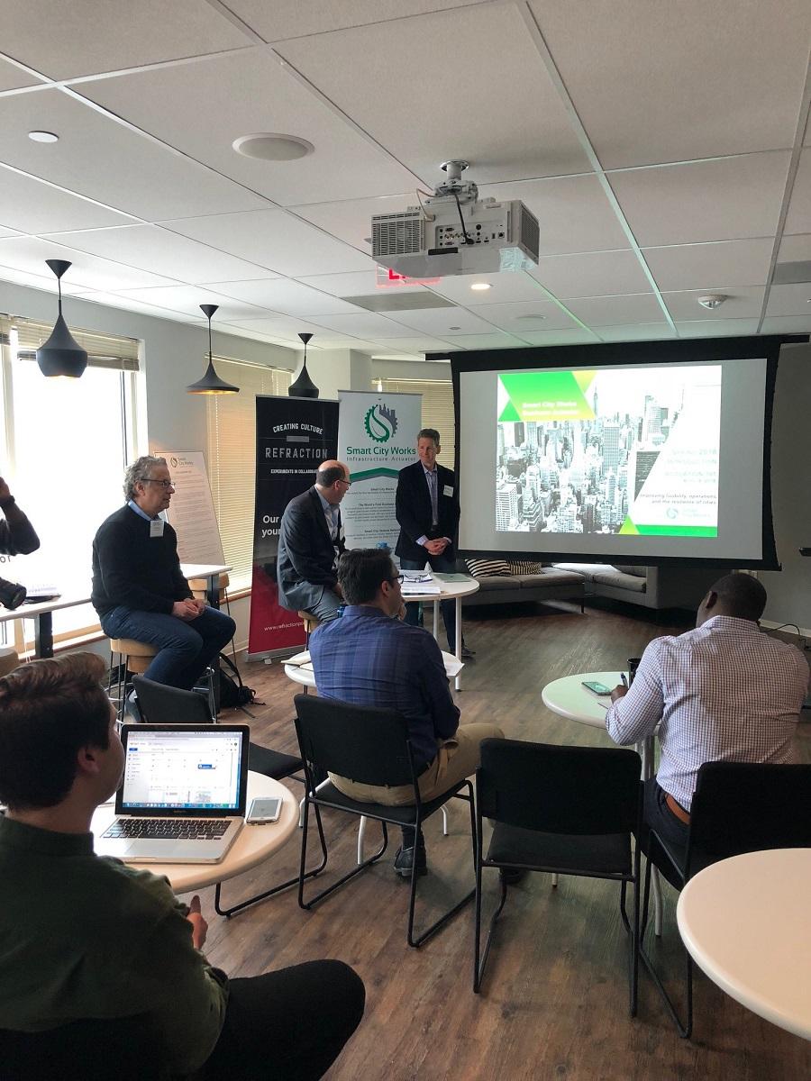 Prví Slováci testujú v USA riešenia pre Smart Cities