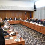 rokovanie so zástupcami generálnych riaditeľstiev Európskej komisie a riadiacich orgánov operačných programov