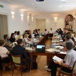 zasadnutie Komory zainteresovaných aktérov