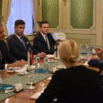 rokovanie s fínskou delegáciou expertov