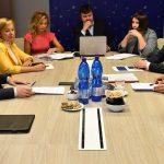 Peter Pellegrini na návšteve Úradu podpredsedu vlády SR pre investície a informatizáciu