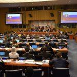 Richard Raši na pôde OSN