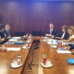 zasadnutie v súvislosti s plnením akčného plánu