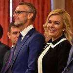Richard Raši a Denisa Saková