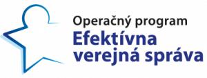 Operačný program - Efektívna verejná správa