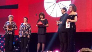Odovzdávanie ocenenia Via Bona Slovakia v roku 2017