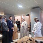 Peter Pellegrini a slovenská delegácia na návšteve mesta Maskat