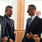 Richard Raši a Peter Pellegrini