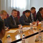 Slovenská delegácia na pracovnej návšteve v Ázií