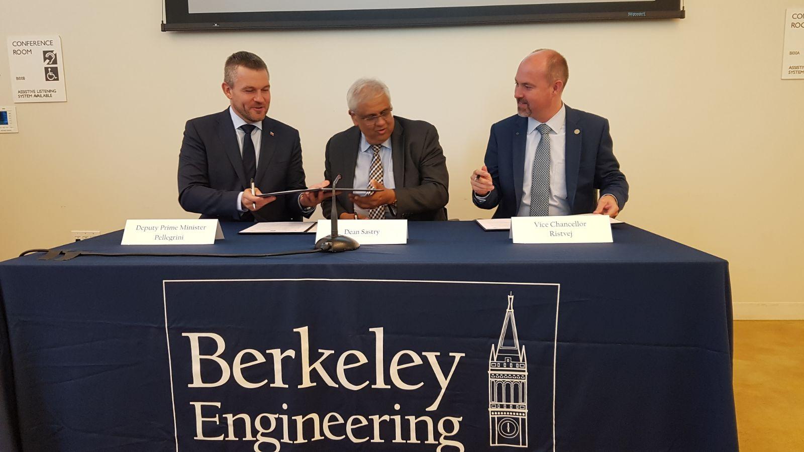P. Pellegrini: Najlepší doktorandi zo SR pôjdu študovať do Berkeley