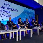 """konferencia """"Dni regionálneho rozvoja a EÚ fondov"""""""