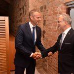stretnutie ministrov krajín V4