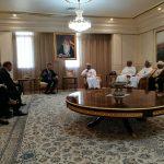 Peter Pellegrini na návšteve Ománu