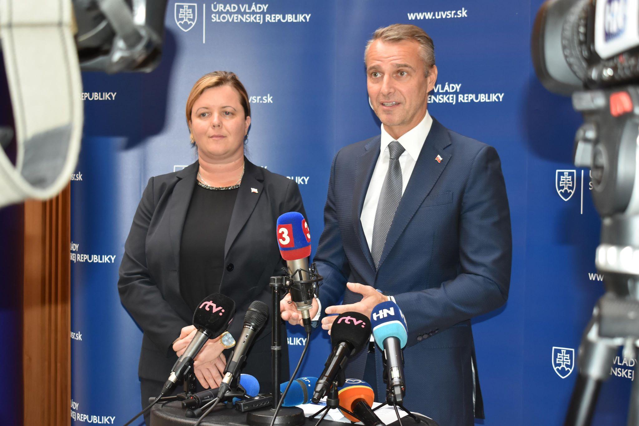 Vláda schválila návrh R. Rašiho na vytvorenie slovenskej inovačnej diplomacie