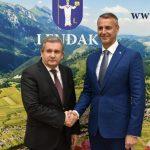 Pavel Hudáček a Richard Raši