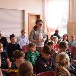 podujatie na Základnej škole v Kráľovej pri Senci