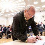 podpisovanie dokumentu