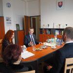 Pracovný výjazd v Košiciach