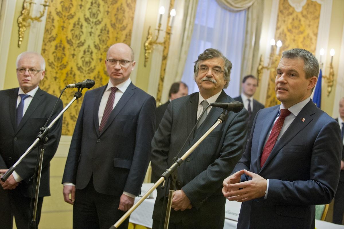 Úrad podpredsedu vlády P. Pellegriniho otvára dvere spolupráci univerzít a štátnej správy