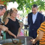 Peter Pellegrini v rámci výjazdu vlády v Trebišove