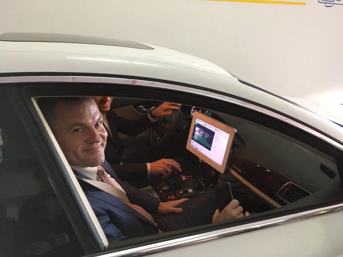 Jazda autom budúcnosti, ktoré znižuje nehodovosť