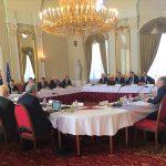 zasadnutie Rady vlády SR pre vedu, techniku a inovácie