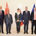 princezná Ománu Mona bint Fahad Al-Said na návšteve Slovenskej republiky