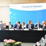 ministerská konferencia Priatelia kohézie v Dubrovníku