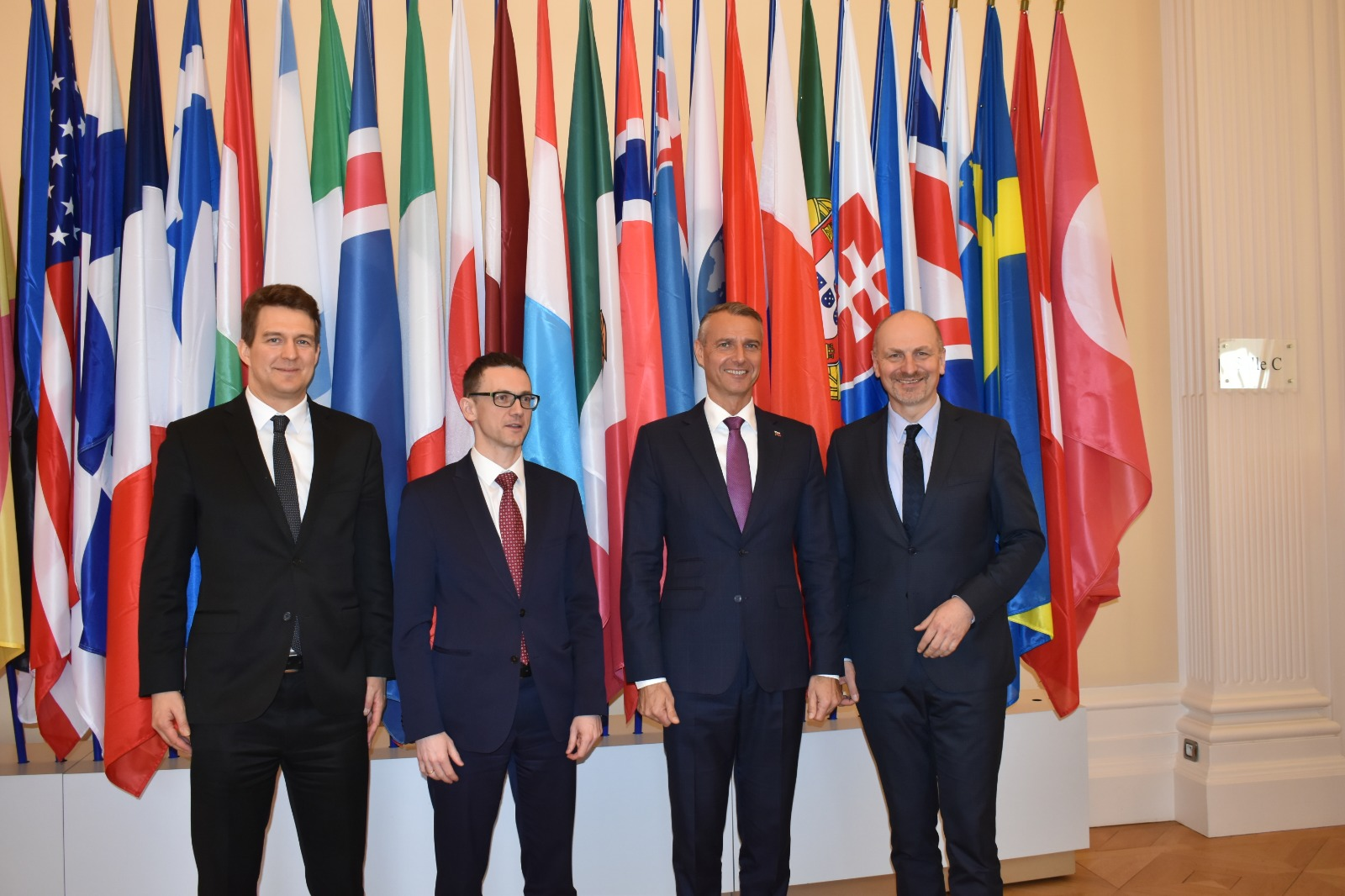 S krajinami V4 sme sa dohodli na spolupráci v oblasti eGovernmentu