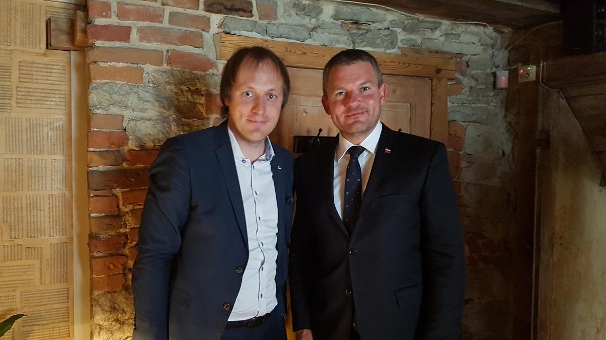 S elektronizáciou úradov pomôže Slovensku jeden z otcov e-Estónska T. Kotka