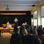 Peter Pellegrini na pracovnom výjazde v Malackách