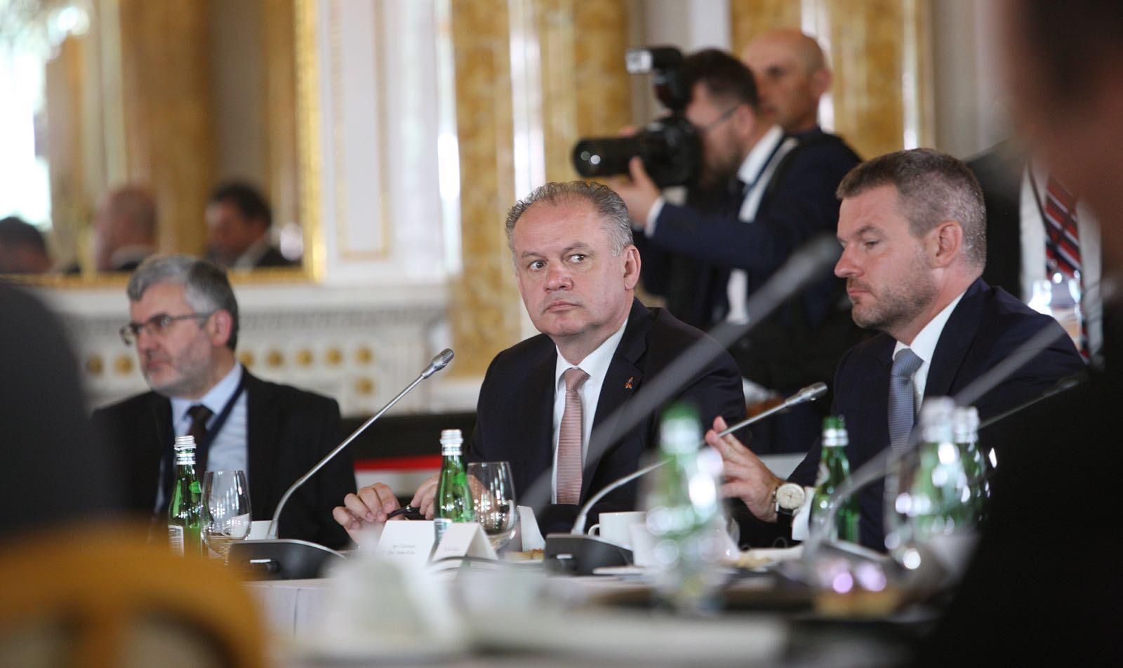 Slovensko v rámci iniciatívy Trojmoria zohráva kľúčovú úlohu