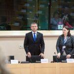 Peter Pellegrini na pôde Európskeho parlamentu