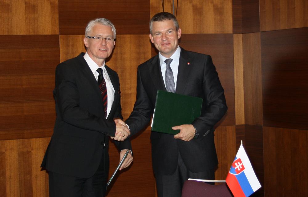 IIB a Slovensko prehlbujú investičnú spoluprácu