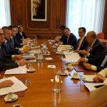 rokovanie s generálnym tajomníkom OECD