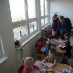 otvorenie novovybudovaných priestorov materskej a základnej školy v obci Slovenský Grob