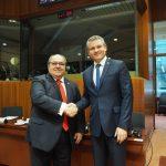 Rokovanie členských štátov v Bruseli
