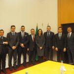 rijatie veľvyslankyne a podnikateľskej delegácie z Brazílie