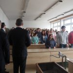 Pracovný výjazd v Považskej Bystrici
