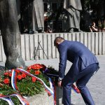 uctenie obetí Slovenského národného povstania