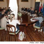 spoločné stretnutie podpredsedu vlády pre investície a informatizáciu s podpredsedom vlády Maltskej republiky vo Vallete