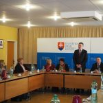 uvedenie nového predsedu Štatistického úradu Slovenskej republiky do funkcie