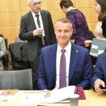 Richard Raši na Dialógu Rady OECD