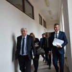 Richard Raši na výjazdovom rokovaní vlády v Lipanoch