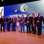 odovzdávanie cien víťazom ankety Zlaté krídla
