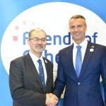 Richard Raši na ministerskej konferencii Priatelia kohézie v Dubrovníku